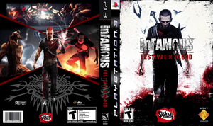 inFAMOUS - Festival Of Blood 01 by FoeTwin