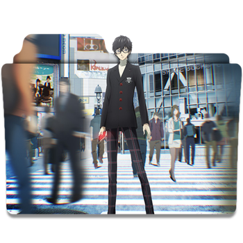 Persona 5 the Animation v2 by EDSln