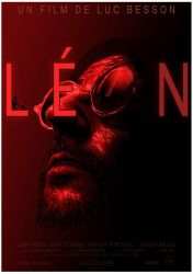 Leon The Professional - Alternative Poster Revison by 3ftDeep