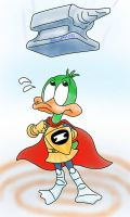 El Caballero  Plucky the- - - Knight ?? by tolan68