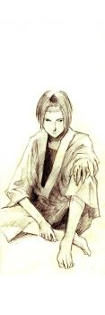 Deep in Thought by illumi