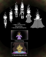 [UNDERTALE SPOILERS] Jumping to conclusions by zarla