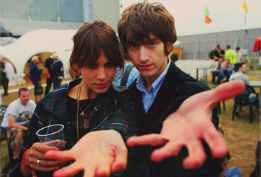 Alex Turner and Alexa Chung by FelixKelevra