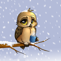 Owl by nevaeh-lee