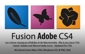 Fusion Adobe CS4 - Mac and PC by mulletrobz