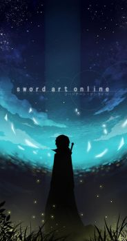Sword Art Online Fanart by xPsyren