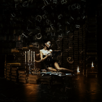 The World Of Letters by Lhianne