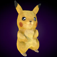 Pikachu study v02 by Cuenk89
