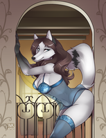 Furries Illustrated 3: Casidhe by INKTigerArt