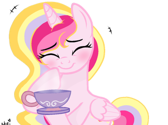 Giggles (Request ) by CoffeeTwirl