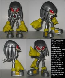 Advance Metal Knuckles for Yalae by Wakeangel2001