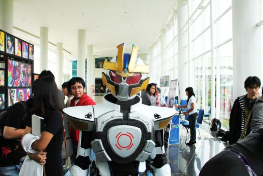 IXA Cosplay 1 by bertogrimlock
