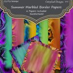 SummerMarbled By CntryGurl-Designs by CntryGurl-Designs