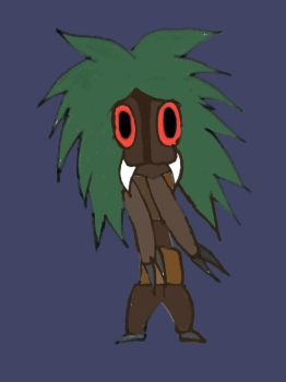 Fakemon Jengrass by Maltaku095