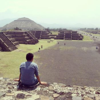 Teotihuacan by MrcohAnt