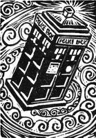 The Tardis by The-Tinidril