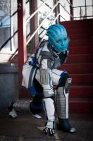 Liara - Chase by sumyuna