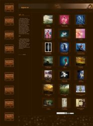 :angelia61 gallery css: by Ailedda