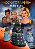 The 13th Doctor Skaro Rising by 06Mallard