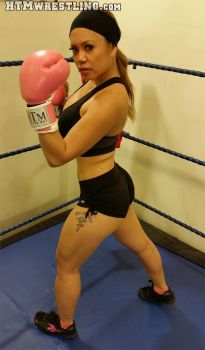 Crystal Boxing by boxingwrestling