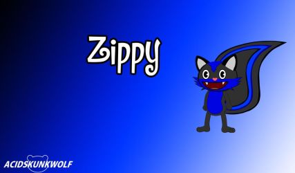 Zippy 2018 by AcidSkunkWolf