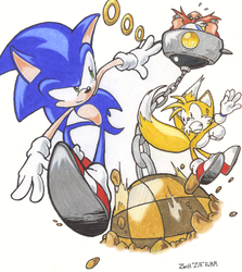 Sonic: Good Times of the Past by ZinDinTimeYUM