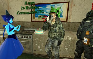 24 B-Day by CommanderCTC