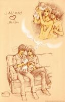 YunJae - our Syong-ah by eternalyunjae
