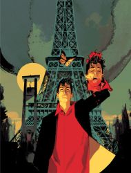 DYLAN DOG 385 Cover by GigiCave