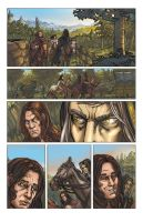 Dragonlance Legends 1 p28 by JSA