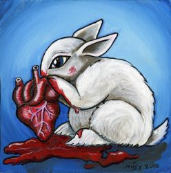Cannibunny 3 by Catsbah