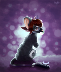 Little mouse by PoLLar-nya