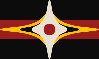 Nova Empire Flag by Timeward