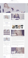Blake Lively Layout by Efruse