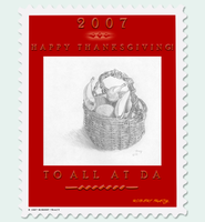 Happy Thanksgiving by hank1