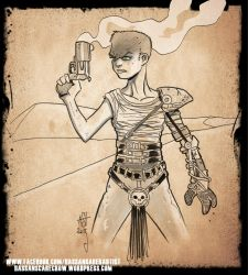 Imperator Furiosa by scarecrowhassan