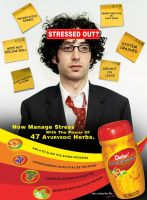 poster stress 3 by goodlife