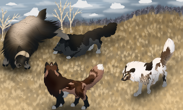 Right of Merit : Messing with Oxen by Therionthropy