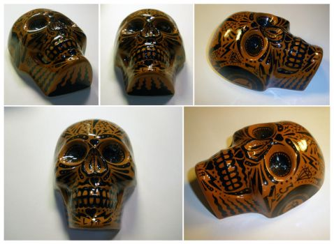 LA SUGAR SKULL 2 by luther1000