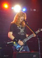 Dave Mustaine by lux69aeterna