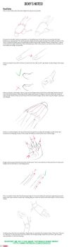 Hand Notes by mldoxy