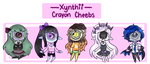 [Commission Type]: XynnCheebs by SimplyDefault