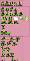 Quint custom sprite sheet by BBLIR