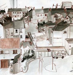 Sketches and washes... by LinMac