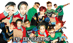 Exo Cbx Teaser Png by StoneHeartedHan