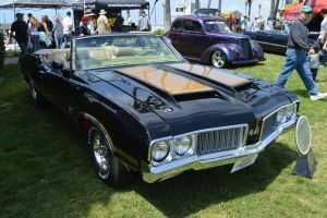 1970 Oldsmobile 442 W-30 Convertible II by Brooklyn47