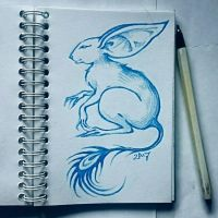 Instaart - Peabbit by Candra
