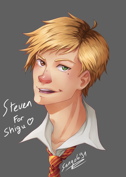 Steven-for-Shigu by sango691