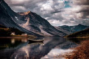 Northern Norway by ajonsaas
