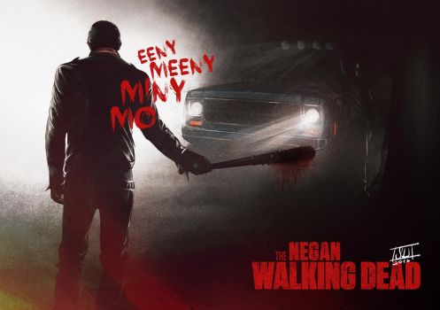 Negan by serkugurlar